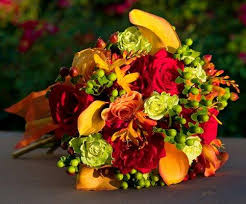 fall flower arrangements fall flower arrangements for weddings