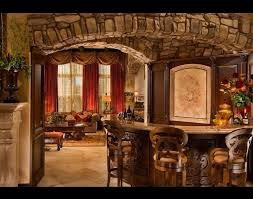 Best Great Room Images On Pinterest Architecture Home And - Tuscan style family room