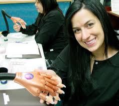 9 best nail technician exam images on pinterest nail technician