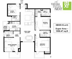 floor plans vatika india next gurgaon 21 residential property