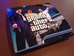 ps3 design sony commissions awesome custom made ps3s for devs grand theft