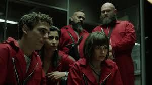 Seeking Temporada 1 Mega Money Heist Netflix Official Site