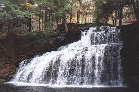 Delaware waterfalls images Waterfalls of pennsylvania poconos north jpg