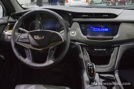 Best Car Interiors Cadillac Xt5 Declared One Of Autotrader U0027s 10 Best Car Interiors