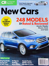 consumer reports new car buying guide 2017 editors of consumer