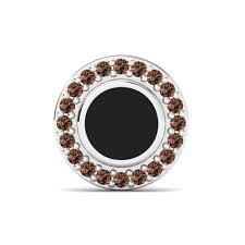 diamond earrings nz buy brown diamond men s earrings glamira co nz