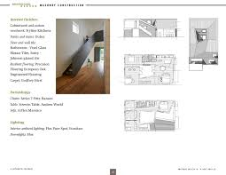 echelon floor plan architectural record ebook masonry construction