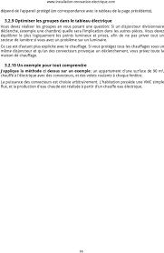 Question Forum électricité Conseils Branchement Appareils Le Plan Du Tableau De Repartition Electrique Pdf
