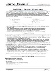 property manager resume fresh ideas property manager resume sle http resumesdesign