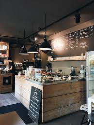 Best  Deli Shop Ideas On Pinterest Cafe Counter Industrial - Cafe interior design ideas
