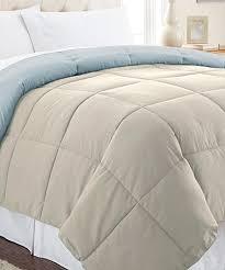 home design alternative comforter amrapur overseas white reversible alternative comforter zulily