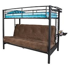 Metal Futon Bunk Bed Futon Bunk Bed Application That Deliver - Metal bunk bed futon combo