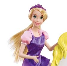 amazon disney princess rapunzel horse figure toys u0026 games