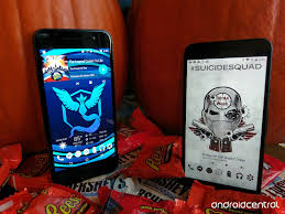 halloween home screen theme roundup android central