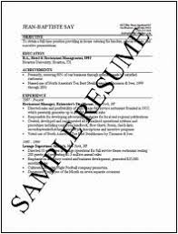 How Do You Do A Job Resume How To Write Resume For Job Cbshow Co
