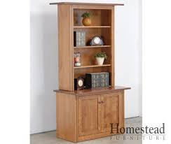 House Bookcase Custom Built Hardwood Furniture By Homestead Furniture Made In Usa