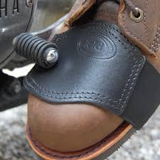 motorcycle boot protector protector de calçado para mota bons rapazes