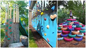 Fun Backyard Landscaping Ideas Fun Backyard Additions For Kids U2013 Swamp Yankee Style
