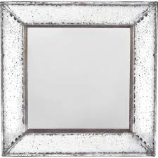 a u0026 b home 12 in x 12 in framed mirror 30071 home depot