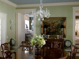 Green Dining Room Ideas Green Dining Rooms Home Design Ideas