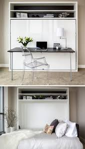 Diy Murphy Desk Murphy Bed With Desk Plans Home Furniture Decoration