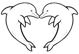 dauphins 10 coloriage dauphins coloriages pour enfants