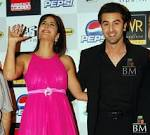 Ranbir Kapoor, Katrina Kaif shoot an ad together | Katrina Kaif