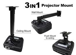 amazon com elite screens universal projector mount ceiling mount