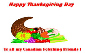 to all my canadian fotothing friends a wonderful and happy