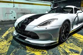Dodge Viper Supercharger - 210mph geiger dodge viper gts r710 boasts reworked headers cats
