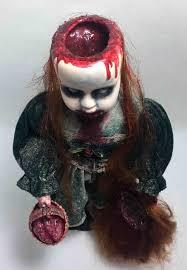halloween doll wig halloween and horror dolls