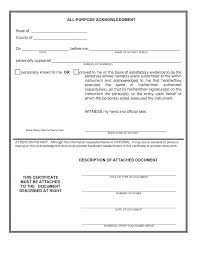 notary public invoice template invoices acknowledgement