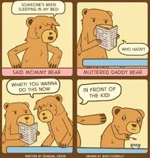 Bear Stuff Meme - bears have marriage problems too www meme lol com your pinterest