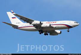 Putin S Plane by Ra 96021 Ra96021 Aviation Photos On Jetphotos