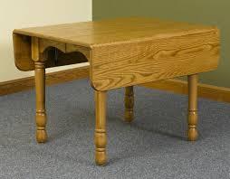 Drop Leaf Oak Table Drop Leaf Table Walnut Creek Furniture