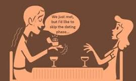 Image result for dating is a thing of the past
