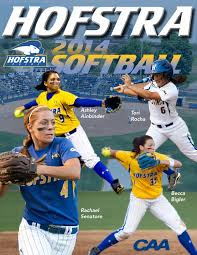 Hofstra Campus Map 2014 Hofstra Softball Media Guide By Hofstra University Issuu