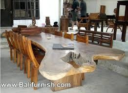 large teak outdoor dining table image of mesmerizing extra large