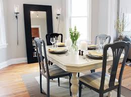 modern big mirrors for dining room house design and plans