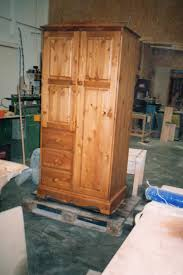 Solid Pine Wardrobes Pine Wardrobes Available From The Home Pine Furniture Centre All