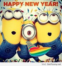 Happy New Year Funny Meme - happy new year minions wallpaper funny pictures funny quotes