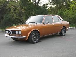 classic alfa romeo alfetta classic italian cars for sale