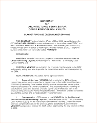 Landscape Contract Cancellation Letter Contract Layout Cover Letter Sample For Job Posting