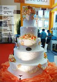 wedding cake pelangi 7 my wedding cake a z of yanalita