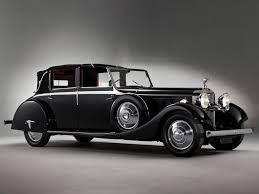 leopard 6 litre roadster la hispano suiza sedanca de ville 1935 el rolls royce español