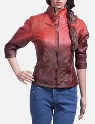 maroon leather jackets for women women u0027s maroon leather jackets