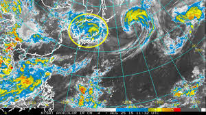 Typhoon Goni Recap  Mainland Japan Landfall      MPH Wind Gust in     The Weather Channel Typhoon Goni Recap  Mainland Japan Landfall      MPH Wind Gust in Ryukyu Islands  Deadly Impacts in the Philippines
