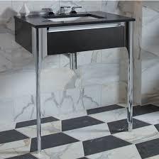 Slim Bathroom Vanity by Balletto Collection 7 1 2 U0027 U0027 H Slim Drawer Bathroom Vanity With Tip