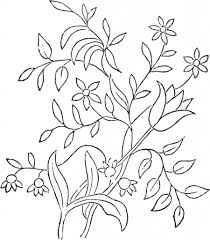 Flowers Designs For Drawing Simple Flower Drawings For Embroidery Flower Designs For