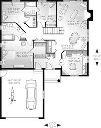 paradise valley stucco home plan 032d 0130 house plans and more
